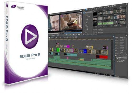 Edius 非线性视频编辑 v8.53-风之暇想