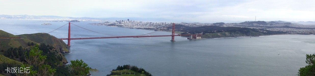 2 - Golden Gate Bridge and San Francisco - A Panoramic View_stitch缩小后的图.jpg