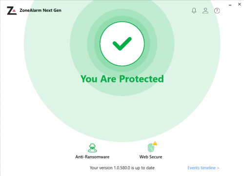 ZoneAlarm is testing their next generation platform which will have Anti-Ransomware , Anti-Phishing and Next Generation Anti-Virus that will protect you from the increasingly sophisticated malware. In